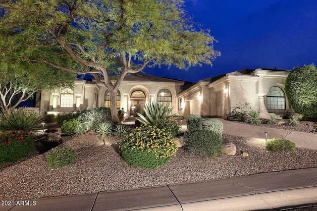 13623 N Sunset Drive, Fountain Hills, AZ 85268 (MLS #6264074) :: Yost Realty Group at RE/MAX Casa Grande