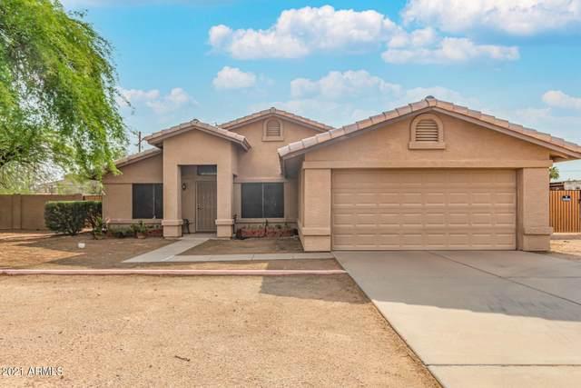 2026 N 64TH Street, Mesa, AZ 85215 (MLS #6264088) :: Yost Realty Group at RE/MAX Casa Grande