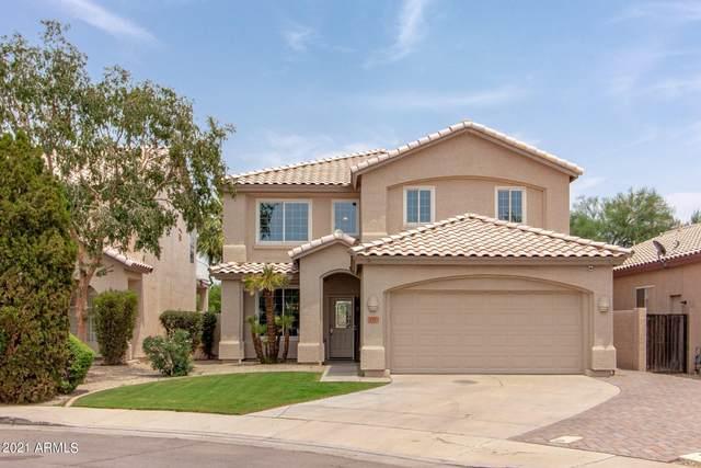 231 N Kenneth Place, Chandler, AZ 85226 (MLS #6264124) :: Keller Williams Realty Phoenix