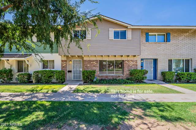 1511 W Hazelwood Street, Phoenix, AZ 85015 (MLS #6264153) :: Yost Realty Group at RE/MAX Casa Grande