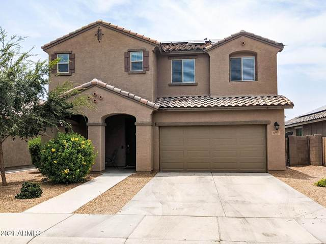 12071 W Tether Trail, Peoria, AZ 85383 (MLS #6264160) :: Yost Realty Group at RE/MAX Casa Grande