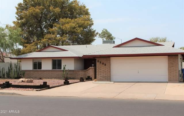 2202 E Hampton Avenue, Mesa, AZ 85204 (MLS #6264185) :: Yost Realty Group at RE/MAX Casa Grande