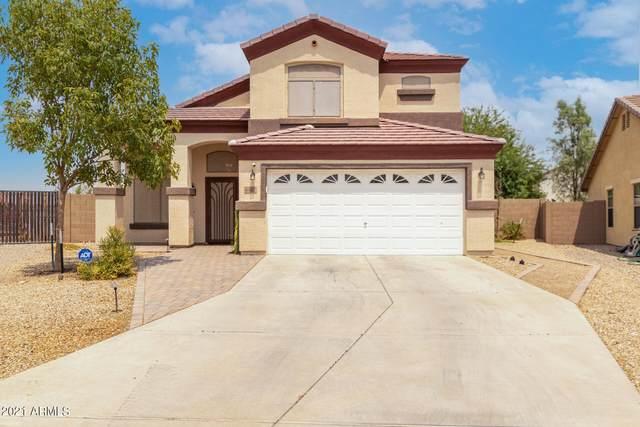 4087 S 250th Avenue, Buckeye, AZ 85326 (MLS #6264215) :: Devor Real Estate Associates