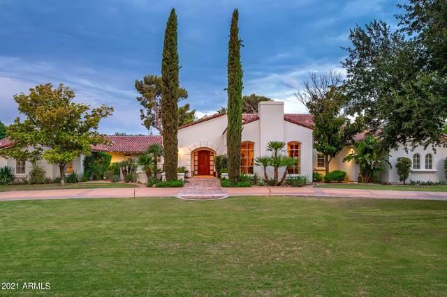 6701 N Kasba Circle, Paradise Valley, AZ 85253 (MLS #6264241) :: Synergy Real Estate Partners