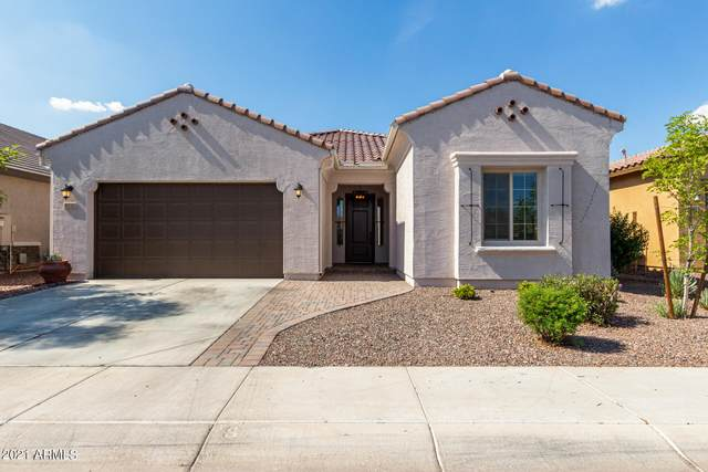 9332 W Meadowbrook Avenue, Phoenix, AZ 85037 (MLS #6264243) :: Balboa Realty