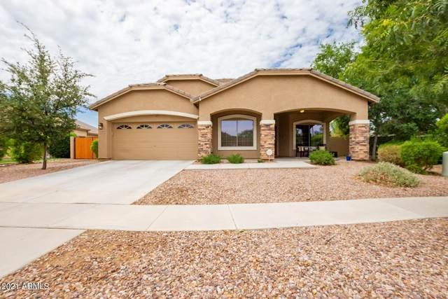 4065 E Claxton Avenue, Gilbert, AZ 85297 (#6264245) :: Luxury Group - Realty Executives Arizona Properties