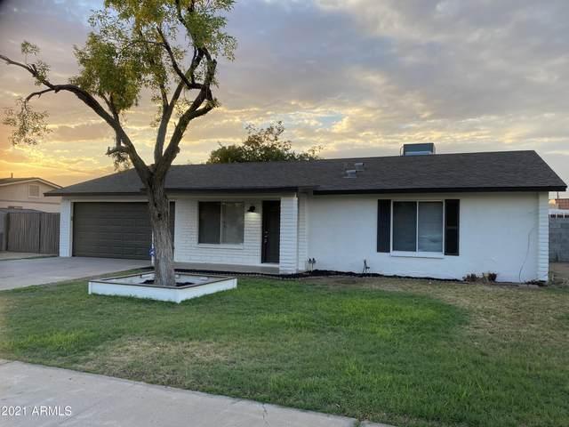 3508 W Voltaire Avenue, Phoenix, AZ 85029 (MLS #6264267) :: Yost Realty Group at RE/MAX Casa Grande