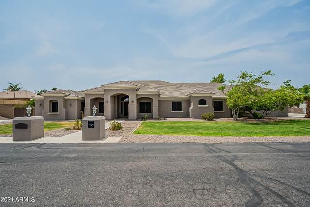 2789 E Ridgewood Lane, Gilbert, AZ 85298 (MLS #6264288) :: Yost Realty Group at RE/MAX Casa Grande