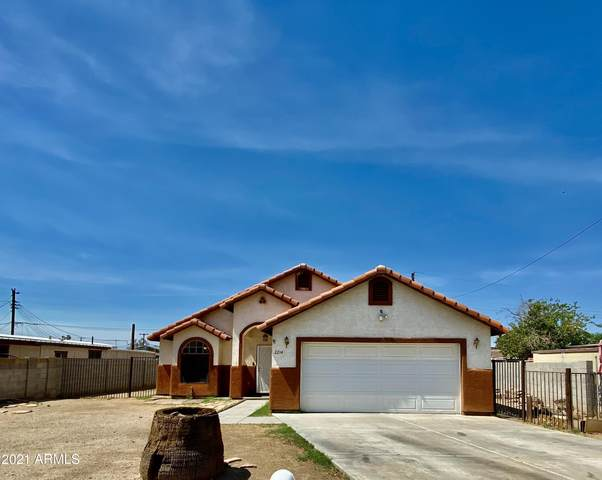 2214 E Saint Catherine Avenue, Phoenix, AZ 85042 (MLS #6264304) :: Yost Realty Group at RE/MAX Casa Grande