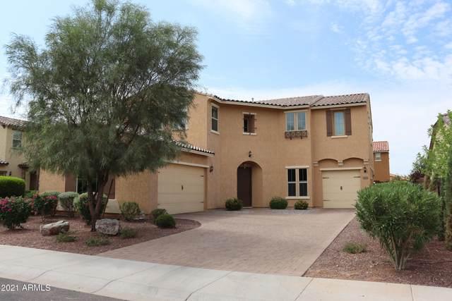 1121 E Oriole Drive, Gilbert, AZ 85297 (MLS #6264319) :: Devor Real Estate Associates