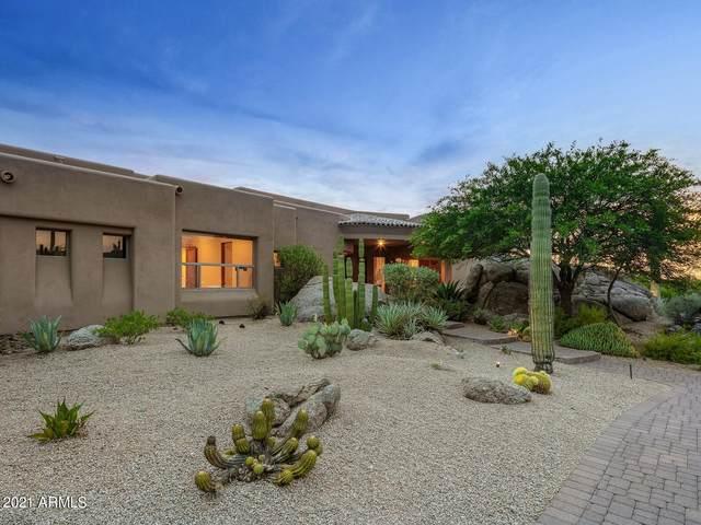 11111 E Harris Hawk Trail, Scottsdale, AZ 85262 (MLS #6264357) :: The Daniel Montez Real Estate Group
