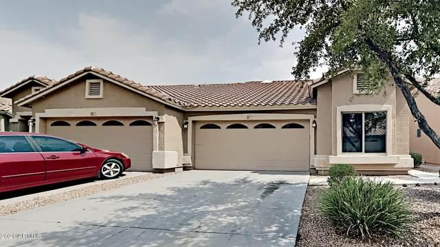16620 S 48TH Street #27, Phoenix, AZ 85048 (MLS #6264358) :: Long Realty West Valley