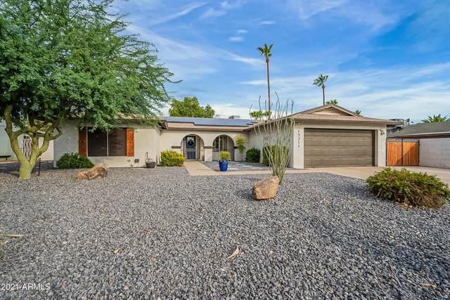 15211 N 53RD Street, Scottsdale, AZ 85254 (MLS #6264407) :: Yost Realty Group at RE/MAX Casa Grande