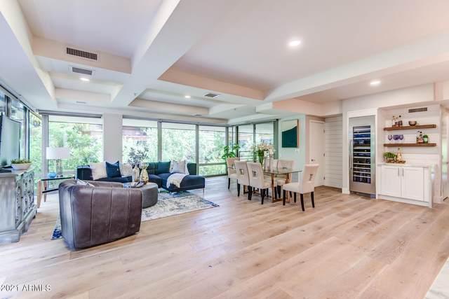 7147 E Rancho Vista Drive #2006, Scottsdale, AZ 85251 (MLS #6264428) :: Klaus Team Real Estate Solutions