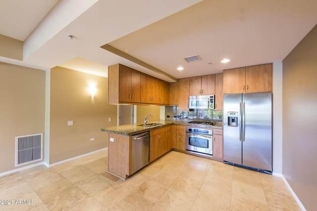 7167 E Rancho Vista Drive #2009, Scottsdale, AZ 85251 (MLS #6264430) :: The Garcia Group