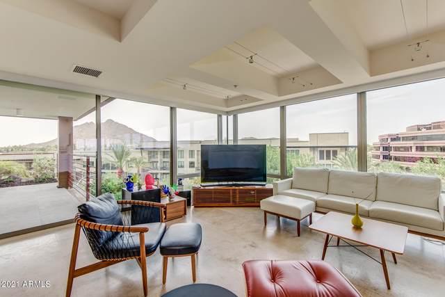 7131 E Rancho Vista Drive #6005, Scottsdale, AZ 85251 (MLS #6264438) :: Klaus Team Real Estate Solutions