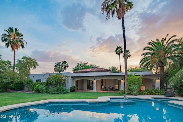 9025 N Morning Glory Road, Paradise Valley, AZ 85253 (MLS #6264455) :: The Garcia Group
