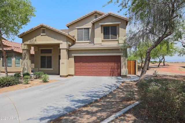 3513 S 87th Drive, Tolleson, AZ 85353 (MLS #6264498) :: Yost Realty Group at RE/MAX Casa Grande