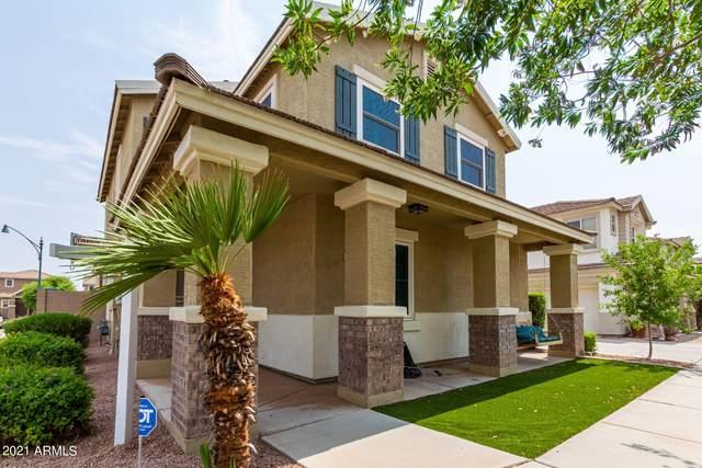 8745 E Keats Avenue, Mesa, AZ 85209 (MLS #6264508) :: Yost Realty Group at RE/MAX Casa Grande