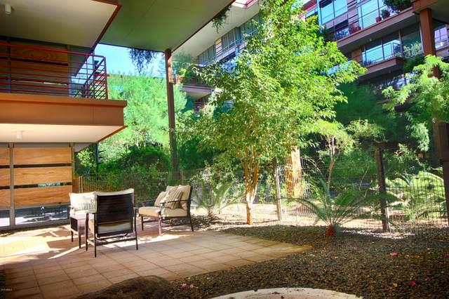 7147 E Rancho Vista Drive #1007, Scottsdale, AZ 85251 (MLS #6264519) :: Maison DeBlanc Real Estate