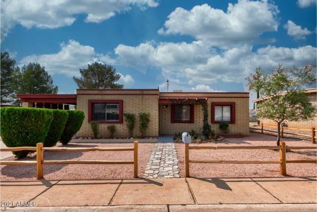4904 Marconi Drive, Sierra Vista, AZ 85635 (MLS #6264525) :: Yost Realty Group at RE/MAX Casa Grande