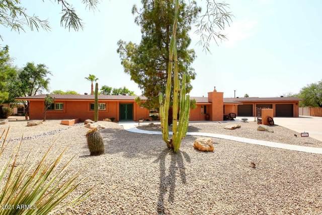 10810 N 84TH Street, Scottsdale, AZ 85260 (MLS #6264532) :: The Garcia Group