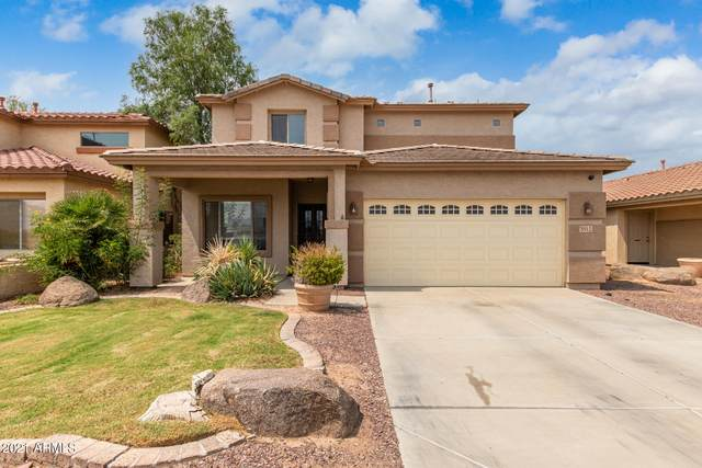 5512 W Darrow Drive, Laveen, AZ 85339 (MLS #6264594) :: Klaus Team Real Estate Solutions