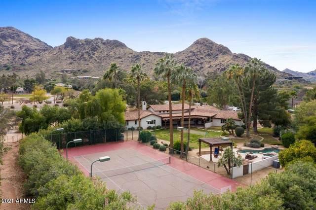 5724 E Mockingbird Lane, Paradise Valley, AZ 85253 (MLS #6264603) :: The Garcia Group