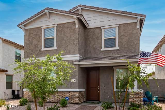 6848 E Butte Street, Mesa, AZ 85207 (MLS #6264614) :: Yost Realty Group at RE/MAX Casa Grande