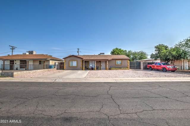2802 W Turney Avenue, Phoenix, AZ 85017 (MLS #6264615) :: Yost Realty Group at RE/MAX Casa Grande