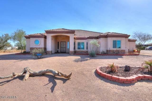 50999 W Pampas Grass Road, Maricopa, AZ 85139 (MLS #6264621) :: Executive Realty Advisors