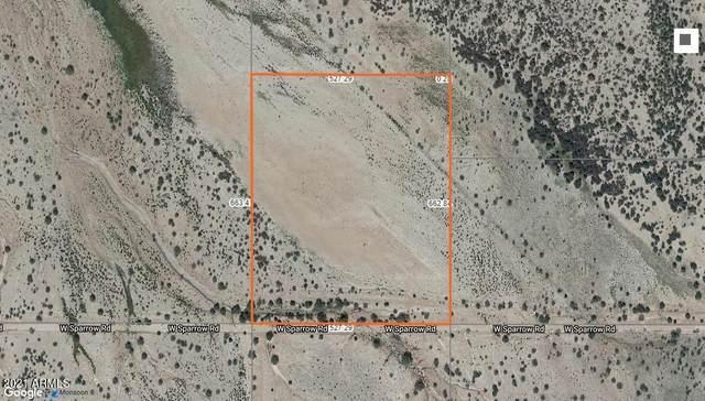 0 W Sparrow Road, Casa Grande, AZ 85193 (MLS #6264648) :: Yost Realty Group at RE/MAX Casa Grande