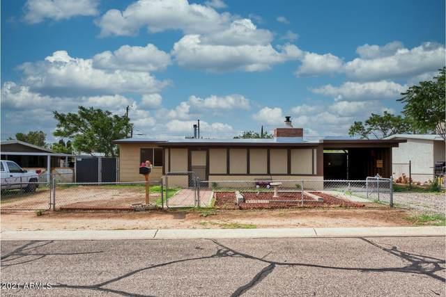 74 Sherbundy Street, Sierra Vista, AZ 85635 (MLS #6264663) :: Yost Realty Group at RE/MAX Casa Grande