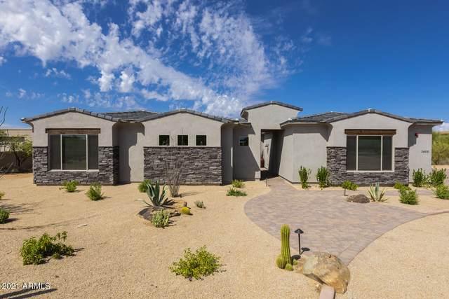 36540 N Conestoga Trail, Cave Creek, AZ 85331 (MLS #6264671) :: Executive Realty Advisors