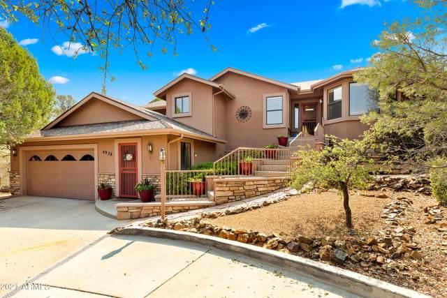 4926 Bear Way, Prescott, AZ 86301 (MLS #6264688) :: Howe Realty
