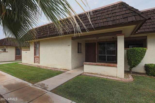 8161 N 107 Avenue #120, Peoria, AZ 85345 (MLS #6264739) :: Yost Realty Group at RE/MAX Casa Grande