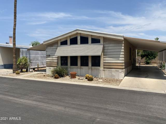 7344 W Peoria Avenue #32, Peoria, AZ 85345 (MLS #6264756) :: CANAM Realty Group