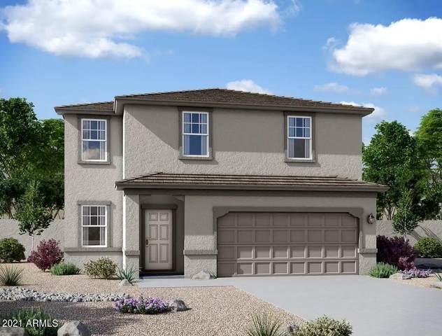 35367 W Santa Clara Avenue, Maricopa, AZ 85138 (MLS #6264757) :: Jonny West Real Estate