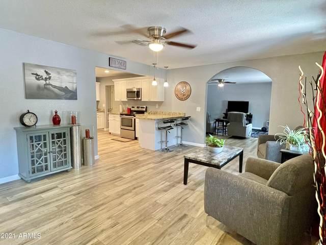 1705 N Mclane Road, Payson, AZ 85541 (MLS #6264817) :: Yost Realty Group at RE/MAX Casa Grande