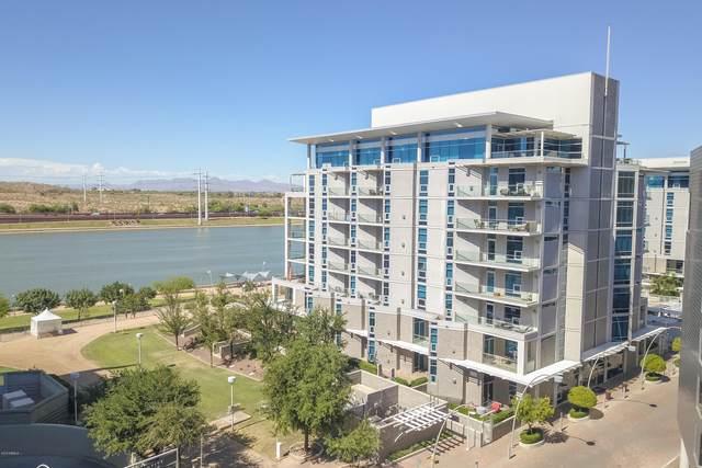 120 E Rio Salado Parkway #602, Tempe, AZ 85281 (MLS #6264818) :: Jonny West Real Estate