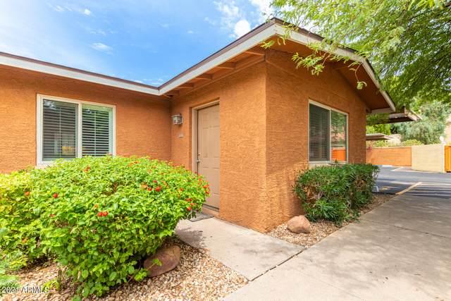 3402 N 32ND Street #119, Phoenix, AZ 85018 (MLS #6264823) :: Executive Realty Advisors