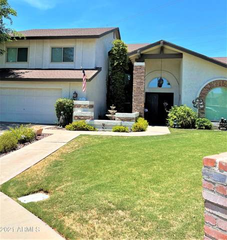 710 W Sterling Place, Chandler, AZ 85225 (MLS #6264829) :: Yost Realty Group at RE/MAX Casa Grande