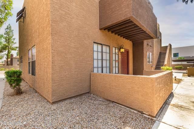 1245 W 1ST Street #121, Tempe, AZ 85281 (MLS #6264834) :: Klaus Team Real Estate Solutions