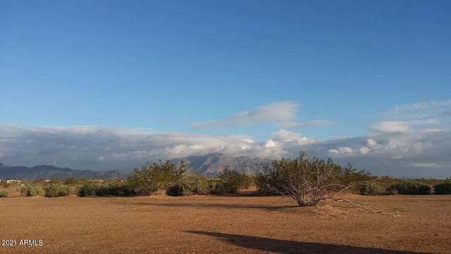 0 W Mcdavid, Maricopa, AZ 85139 (MLS #6264852) :: The Daniel Montez Real Estate Group