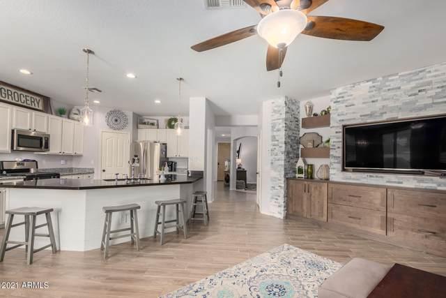 3091 E Andre Avenue, Gilbert, AZ 85298 (MLS #6264876) :: Devor Real Estate Associates