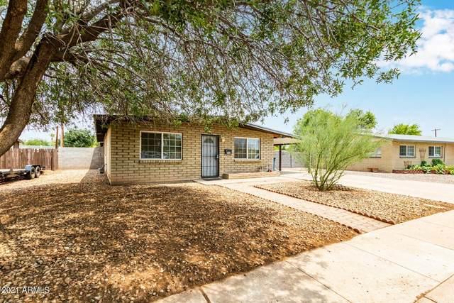 385 N Comanche Drive, Chandler, AZ 85224 (MLS #6264913) :: Service First Realty