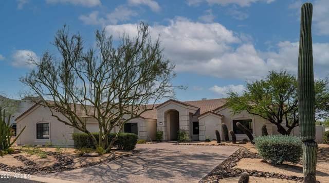 4641 E Rancho Caliente Drive, Cave Creek, AZ 85331 (MLS #6264925) :: Yost Realty Group at RE/MAX Casa Grande