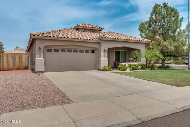 20994 N 81ST Lane, Peoria, AZ 85382 (MLS #6264934) :: Executive Realty Advisors