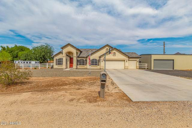 26717 S 198TH Street, Queen Creek, AZ 85142 (MLS #6264935) :: Openshaw Real Estate Group in partnership with The Jesse Herfel Real Estate Group