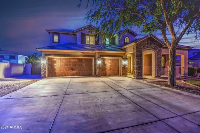 2895 E Cherrywood Place, Chandler, AZ 85249 (MLS #6264938) :: Yost Realty Group at RE/MAX Casa Grande